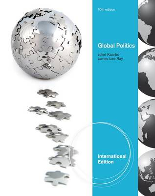 Global Politics by James Ray image