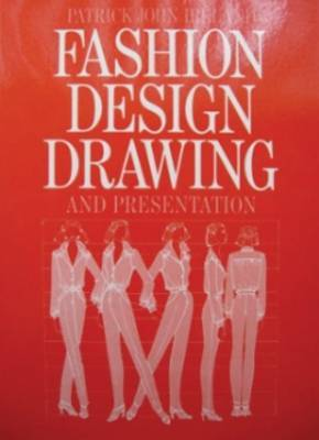 Fashion Design Drawing and Presentation by Patrick John Ireland image