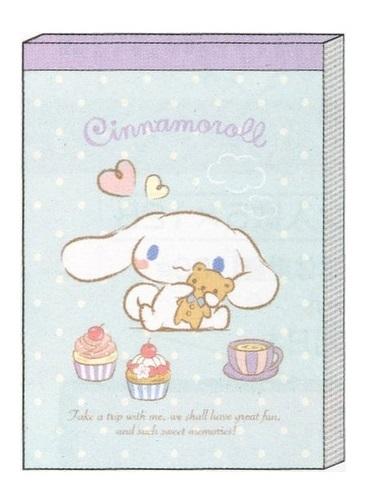 1d015b9eb Buy Cinnamoroll - Mini Memo Pad at Mighty Ape Australia