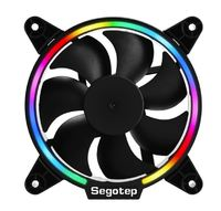 Segotep Halo 120MM Red Ring LED FAN