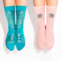 Magical Mermaid Socks