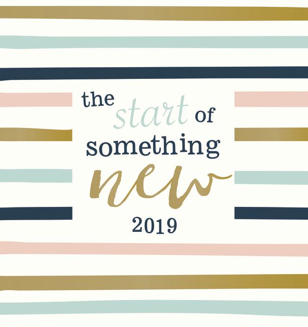 Caroline Gardner: Hey You 2019 Desk Calendar
