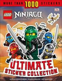 LEGO NINJAGO Ultimate Sticker Collection by Dorling Kindersley