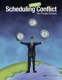 Scheduling Without Conflict by Weldon Burge image
