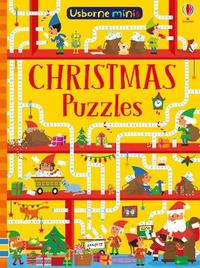 Christmas Puzzles by Simon Tudhope