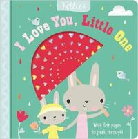 Felties I Love You Little One by Make Believe Ideas, Ltd.