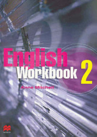 English Workbook 2: for Year 8 English Students by Anne Mitchell