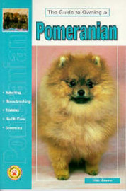 Guide to Owning a Pomeranian by Vikki Ellman image