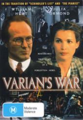 Varian's War on DVD