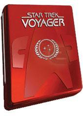 Star Trek - Voyager Season 7 (7 Disc Box Set) on DVD