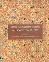 Terres Cuites Architecturales Medievales Et Modernes En Ile-de-France Et Dans Les Regions Voisines image