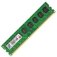 Transcend JetRam DDR3-1333 4GB Single DIMM
