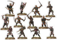 The Hobbit - Hunter Orcs