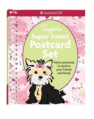 Sugar's Super Sweet Note Card Kit: Pretty Postcards to Send to Your Friends and Family
