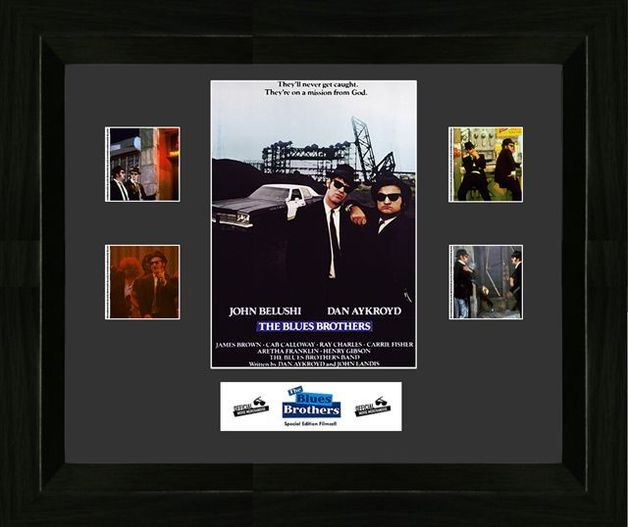 FilmCells: Double-Cell Frame - The Blues Brothers