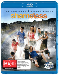 Shameless - The Complete Second Season on Blu-ray image