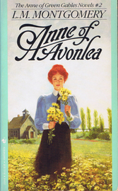 Anne of Avonlea by L.M.Montgomery