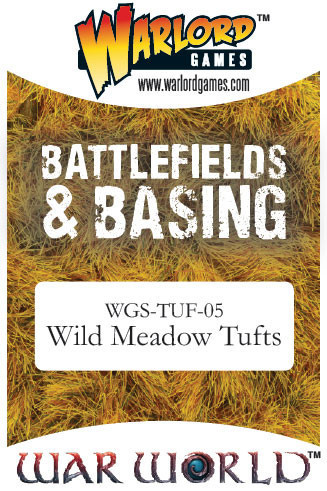 Warlord Scenics: Wild Meadow Tufts