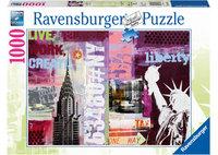 Ravenburger - New York Life Puzzle (1000pc)