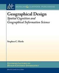 Geographical Design by Stephen C. Hirtle