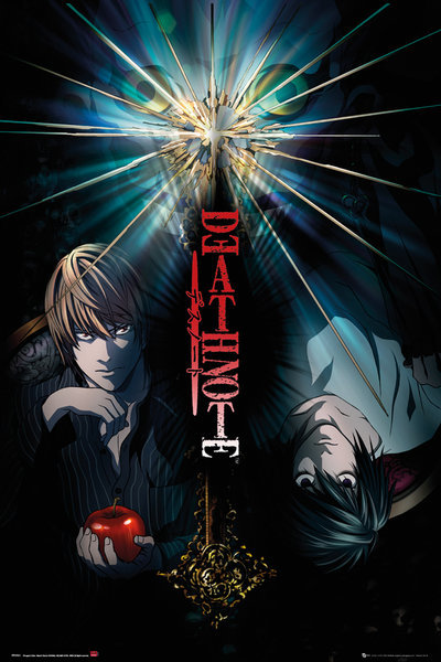 Death Note: Maxi Poster - Duo (467)