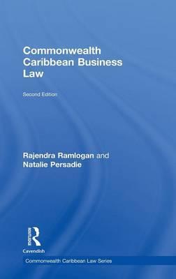 Commonwealth Caribbean Business Law by Natalie Persadie