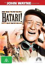 Hatari! on DVD