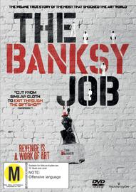 The Banksy Job on DVD