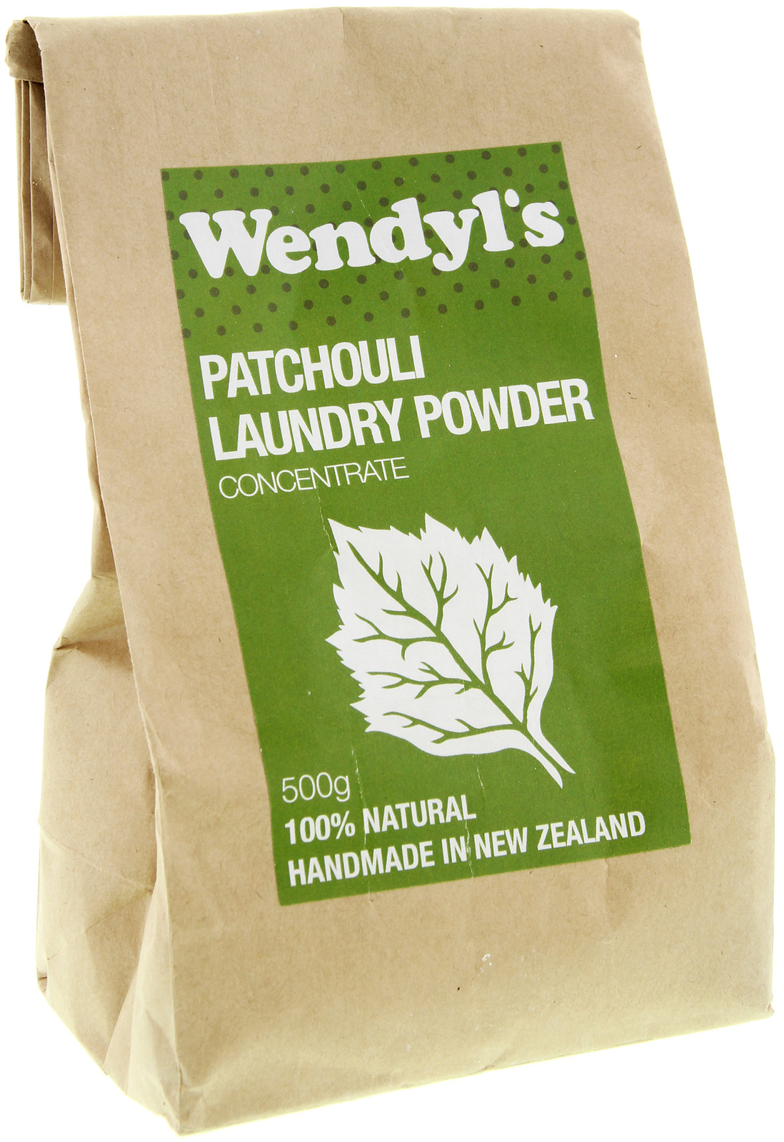 Wendyl's Green Goddess Patchouli Laundry Powder Concentrate