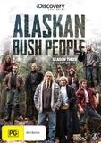 Alaskan Bush People Season 3 (Collection 2) on DVD