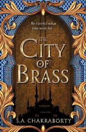 The City of Brass by S A Chakraborty image