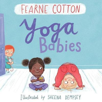 Yoga babies by Cotton,Fearne image