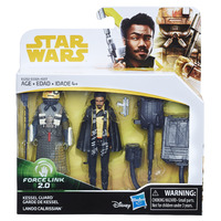 Star Wars: Force Link 2.0 - Lando Calrissian and Kessel Guard