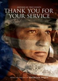 Thank You For Your Service on DVD image