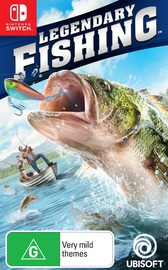 Legendary Fishing for Nintendo Switch