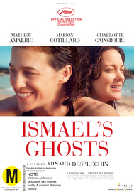 Ismael's Ghosts on DVD