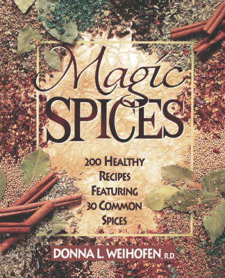 Magic Spices by Donna L. Weihofen image