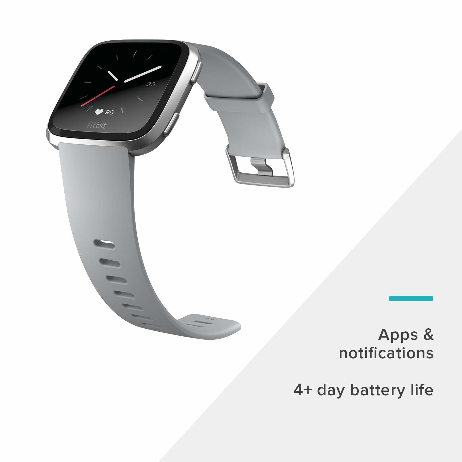 Fitbit Versa Health and Fitness Smartwatch image
