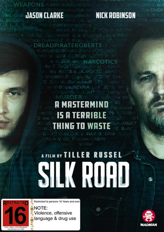 Silk Road on DVD