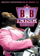 BB King: Live At The Apollo on DVD