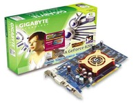 Gigabyte Graphics Card NVIDIA GeForce 6200 128M PCIE image