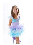 Fairy Girls - Sparkle Mermaid Dress (Large, age 6-8)