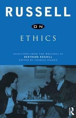 Russell on Ethics by Bertrand Russell image