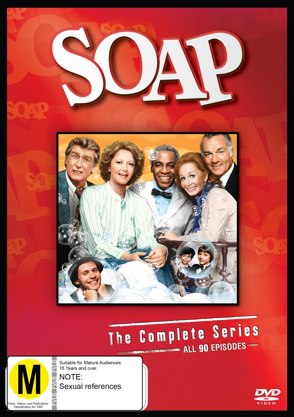 Soap - The Complete Collection on DVD image
