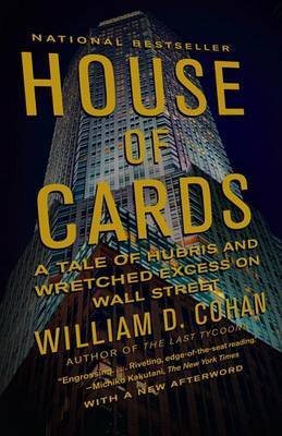 House of Cards by William D Cohan image