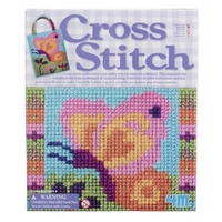 4M: Craft - Design Your Own Craft -Cross Stitch