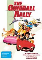 The Gumball Rally on DVD