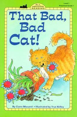 That Bad, Bad Cat by Claire Masurel image