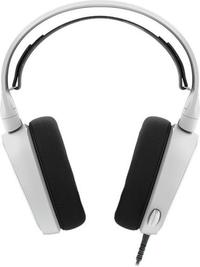 SteelSeries Arctis 3 Wired Gaming Headset (White) for Switch, PC, PS4, Xbox One