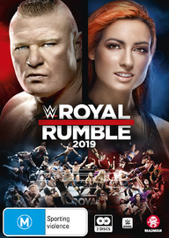 WWE: Royal Rumble 2019 on DVD